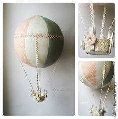 Воздушный Шар Baloon - детская,интерьерная игрушка,воздушный шар,тильда