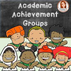 Do you run Academic Achievement Groups? This is one of my favorite parts of my school counseling program. The cornerstone of the group is weekly goal setting and check ins to help students to see the power they have over their own learning.