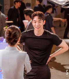 Nam Joo Hyuk Tumblr, Nam Joo Hyuk Smile, Nam Joo Hyuk Cute, Nam Joo Hyuk Wallpaper, Jong Hyuk, Joon Hyung, Ahn Hyo Seop, Nam Joohyuk, Korean Drama Best