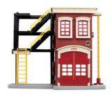 #Giochiegiocattoli #3: Imaginext Fisher Price W8572 Il camion e caserma dei pompieri