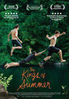 Cartelera de cine Tráiler de The kings of summer. Información, sinópsis y ficha técnica de la película #estrenos #películas