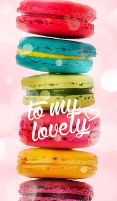 Macarons│Macarons - #Macarons - #Cookie