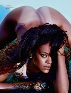 Rihanna by Mario Sorrenti
