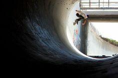 Master Geoff Rowley - Backside Flip Photog: Anthony Acosta