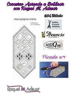 Bobbin Lace Patterns, Projects To Try, Cards, Handmade, Sissi, Pageants, Bobbin Lace, Scrappy Quilts, Bookmarks