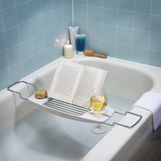 Лучшие дизайнерские находки - Полка-подставка для ванны