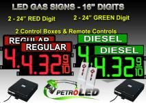 11 Best LED Gas Signs images in 2013 | Led signs, Price