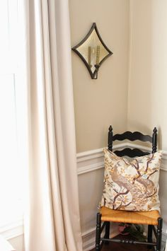 Benjamin Moore Ranchwood Deep and beautiful taupe
