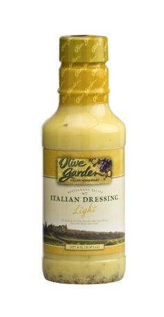 Olive Garden, Lite Italian Salad Dressing, 16oz Bottle (Pack of 4) => Don't get left behind, see this great product : Dinner recipes.