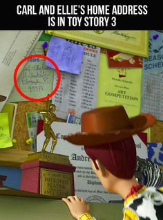 Pixar is full of surprises…
