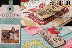 Scrap with Sandra
