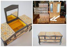 Jewelery box refurbished