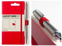 Or this pen loop, which you can add to any journal. | 19 Products That Will Enable Your Bullet Journaling Habit In 2017