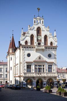 City Hall, Rzeszów, Poland | Podkarpackie 2013