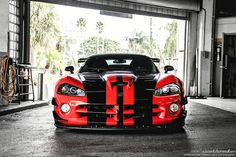 Dodge Viper ACR by Marcel Lech, via Flickr