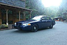 2004 Ford Crown Victoria P71 Police Interceptor