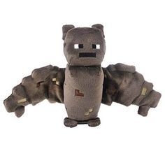 Minecraft Bat Plush Figure