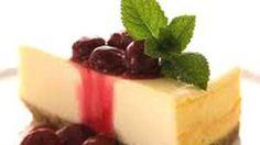 New York Cheesecake New York Baked Cheesecake, New York Style Cheesecake, Cheesecake Desserts, Fun Desserts, Delicious Desserts, Yummy Treats, Sweet Treats, London Food, Desert Recipes