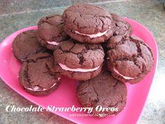 Nap Time Journal: Chocolate Strawberry Oreos