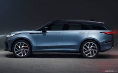 Range Rover's gorgeous Velar is getting an ultra-luxurious top-of-the-line trim package with the SVAutobiography Dynamic Edition. The ultimate Velar model gets a supercharged 550 horsepower. Sv Autobiography, St Street, Bbs Wheels, Range Rover Supercharged, Range Rover Sport, Range Rovers, Jaguar Land Rover, Expedition Vehicle, Fender Flares