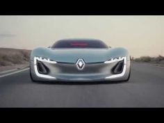 Renault Trezor Electric GT Concept Fully Unveiled - Video/Gallery