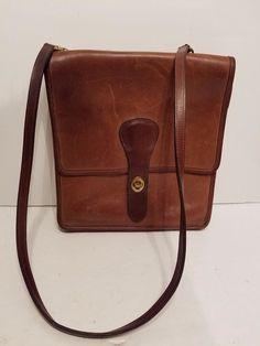 Coach Tote bag Tan leather Vintage shoulder bag Brown #Coach #TotesShoppers