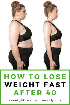 How to Lose Weight After 40 For Women: (Easy Steps To Lose Weight Over 40) - We've found the best method to lose weight fast after 40! It's not as hard as you think. #SkinMoles Diet Plans To Lose Weight, Weight Loss Plans, Weight Loss Program, How To Lose Weight Fast, Weight Gain, Lose Fat, Losing Weight After 40, Weight Control, Lost Weight