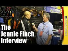 This week I bring you an interview with Jennie Finch. See all of my shows at http://Fastpitch.TV