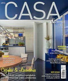 Editora Minuano - Revistas - Decoração - Casa Projeto & Estilo : CASA PROJETO & ESTILO 026