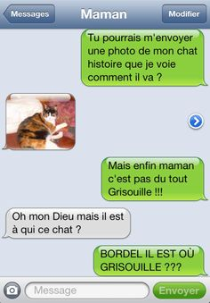 17 best images about sms dr 244 le on smartphone Fun Sms, Lol, Rage Comic, Mom Jokes, Funny Text Messages, Geek Humor, Happy Fun, Funny Stories, Funny Faces