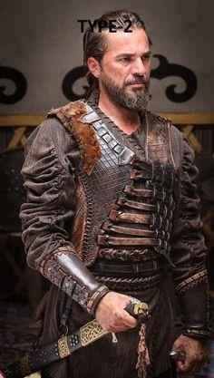 Dirilis Ertugrul Armor Costume Ottoman Turkish Armor Kaftan | Etsy