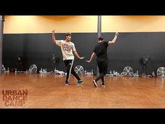 "Great couple piece. Keone & Mari :: ""Adorn"" by Miguel (Choreography) :: Urban Dance Camp"