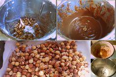 Il mondo di nana: Pasta di nocciole e Crema di nocciole bimby