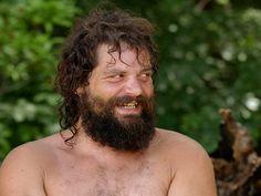 Rupert from Survivor.  The best!