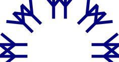 Le motif de l'Expo 67 logo a été dessinée par l'artiste montréalais Julien Hébert. Chaque élément a été basée sur un ancien cryptog...