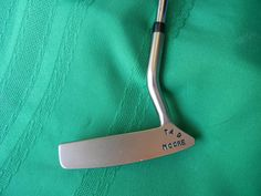 Tad Moore Proto Putter #10/16 hand stamped - Hand Made #TadMoore