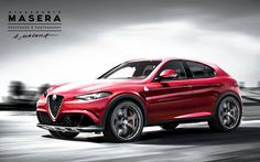 Alfa Romeo Stelvio (Tipo 949 D-SUV) Name Confirmed, Production Starts in Q4 2016