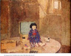 The Japanese Doll - Gwen John - WikiArt.org