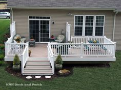 Discover the world of decking! Pictures of today's materials and colors offered by trusted suppliers.