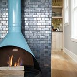 When you think 1960's ski lodge, think Malm. Designed and manufactured in Sonoma Country, Malm has been making freestanding fireplaces for over 50 years. From retro to modern, Malm heats things up in a variety of groovy colors and finishes.