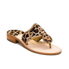 leopard print jacks