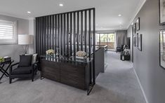 STUDY - Sanctuary Elite with Modern Facade on display at Warwick Farm Home Study, New Home Builders, New Home Designs, Investment Property, Facade, New Homes, House Design, Display, Luxury