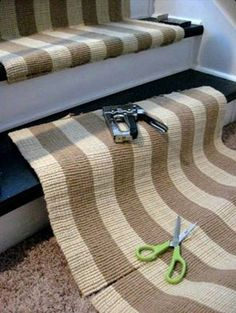 6 Unique Clever Hacks: Small Living Room Remodel Organization Ideas living room remodel on a budget link.Living Room Remodel Ideas Tips small living room remodel apartments.Living Room Remodel With Fireplace Cabinets. Redo Stairs, Stair Redo, Diy Stair, Entry Stairs, Stair Steps, Removing Carpet From Stairs, Basement Stairs, Basement Storage, Basement Plans