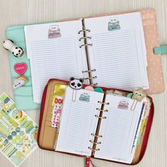 Happiness is Scrappy: Planners | My Planner Set Up for 2015 & Free Printables for Your Filofaxes!
