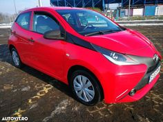 Second hand Toyota Aygo - 5 698 EUR, 110 089 km, 2015 - autovit. Toyota Aygo, Fiat 500, Abs, Crunches, Abdominal Muscles, Six Pack Abs, Ab Workouts