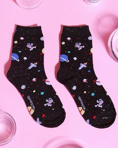Space Socks { Follow me @slayingchxndria }