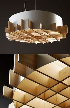 Intersections - Sospensioni - ZAVA - Floor and table lamps, ceiling lights and appliques