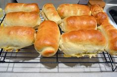 Sausage And Cheese Kolaches | Frankie Bakes