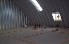 Inside Quonset Hut Homes | ... in concho arizona the quonset hut is getting closer to completion