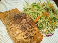 No Fail Salmon Recipe